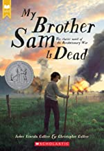 Download Book My Brother Sam Is Dead (Scholastic Gold) PDF