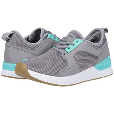 etnies Cyprus SC (Grey/Green) Women