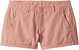 People's Project LA Kids Isabella Woven Shorts (Big Kids)