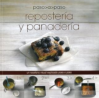 PASO A PASO: REPOSTERIA Y PANADERIA