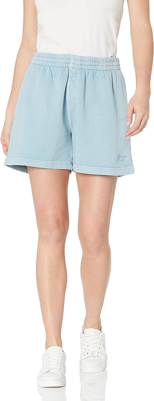 Reebok Max 44% OFF Women's Classics Natural Super beauty product restock quality top Shorts Dye