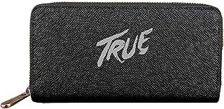 Avicii True メンズ レディース長財布 財布 小銭入れ ラウンドファスナー PUレザー 人気 ファッション多機能