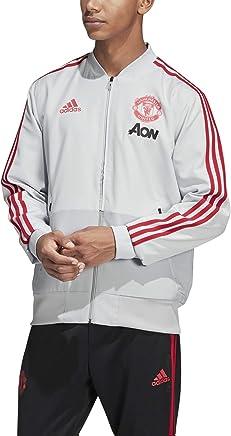 Adidas Men's Mufc Pre Jkt Sweatshirt
