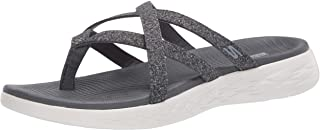 Skechers ON-THE-GO 600-140004 womens Flat Sandal