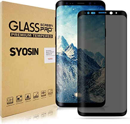 Galaxy S8 Plus Screen Protector, Top Canyon Galaxy S8 Plus Privacy Screen Protector, Galaxy