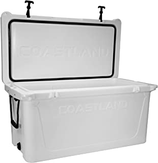 Coastland Delta Series Rotomolded Coolers | Premium Everyday Use Insulated Cooler | Ice Chest available in 25-Quart, 45-Qu...