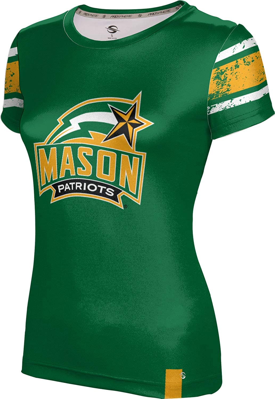 ProSphere George Mason University Girls' Performance T-Shirt (End Zone)