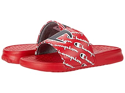 Champion Kids Super Slide Mega Script (Little Kid) (Scarlet) Kid
