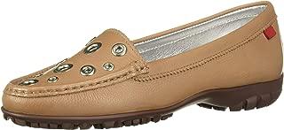MARC JOSEPH NEW YORK Womens Leather Made in Brazil Mott Street Golf Shoe
