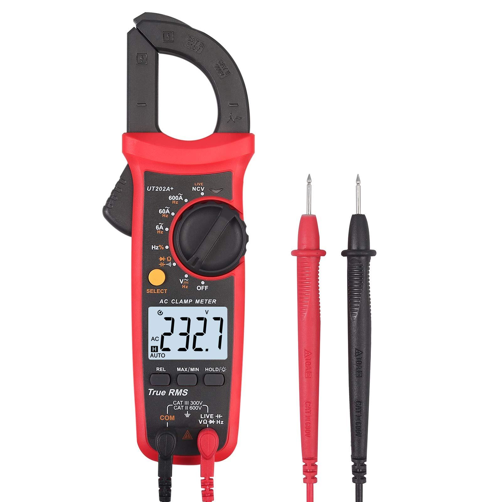 Proster Multimeter Resistance Capacitance Temperature