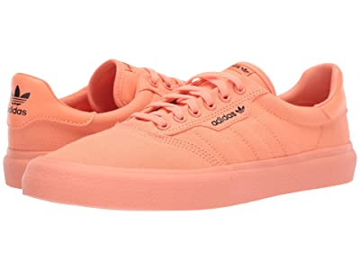 adidas Skateboarding 3MC (Chalk Coral S18/Core Black/Chalk Coral S18) Men
