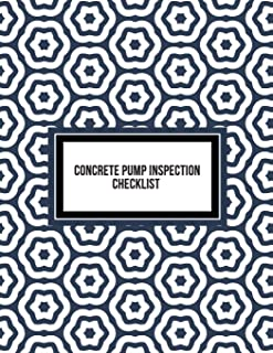 Best concrete pump inspection checklist Reviews