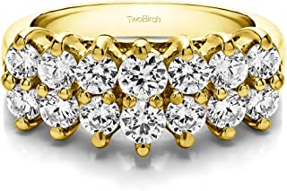 Best moissanite stackable rings Reviews