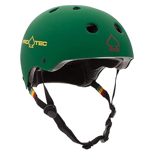 closer at amazon 100% genuine Pro Tec Helmet: Amazon.com