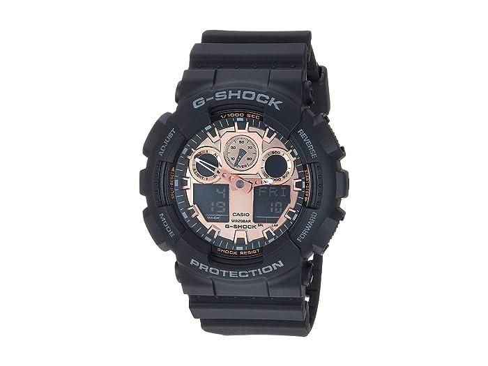 G-Shock  GA100MMC-1A (Black) Watches