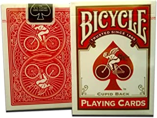 Bicycle Cupid Playing Cards