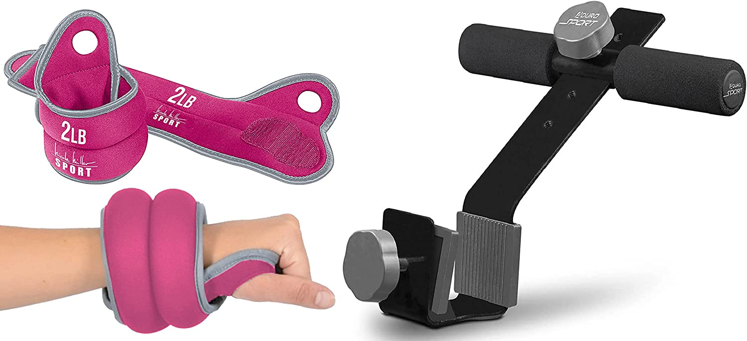 Nicole Miller Wrist Weight Sets Weights Thumblock for Hand Free shipping / New Very popular