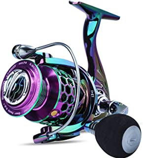 Sougayilang Colorful Fishing Reel 13 +1 BB Light Weight...