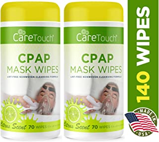 sleep apnea mask by Care Touch