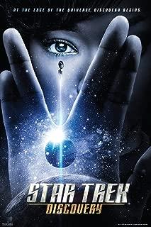 Pyramid America Star Trek Discovery S1 One Sheet Cool Wall Decor Art Print Poster 12x18