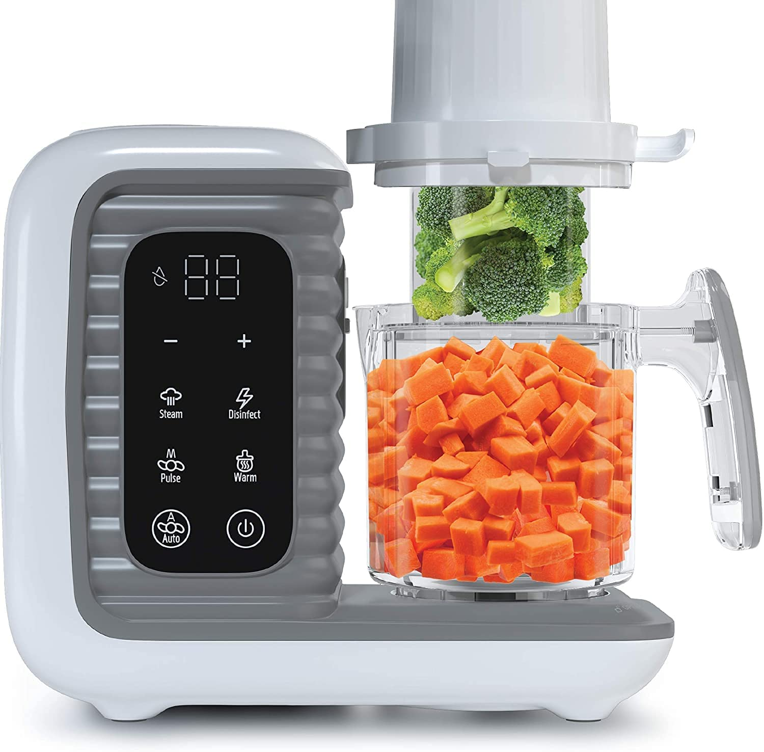 Limited time trial price Atlanta Mall Children of Design 8 in 1 Baby Smart Maker Ste Processor Food
