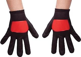 Red Ranger Ninja Steel Child Gloves