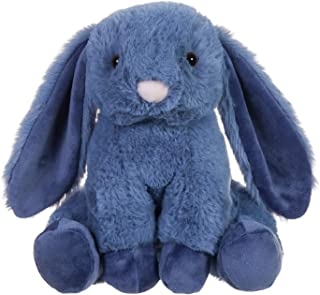 Apricot Lamb Toys Plush Navy Blue Bunny Stuffed Animal Soft Cuddly Perfect for Child (Navy Blue Bunny, 20cm)