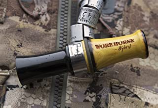 Field Proven Work Horse Hybrid Goose Call Hedge/poly 372