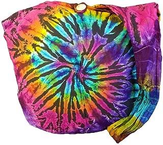 tie dye sling bag
