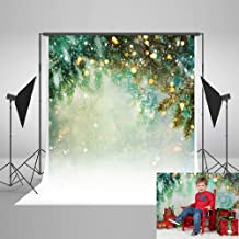 Kate 5x7ft Christmas Backdrops for Photography Christmas Bokeh Photo Backdrop Glitter Christmas Studio Background