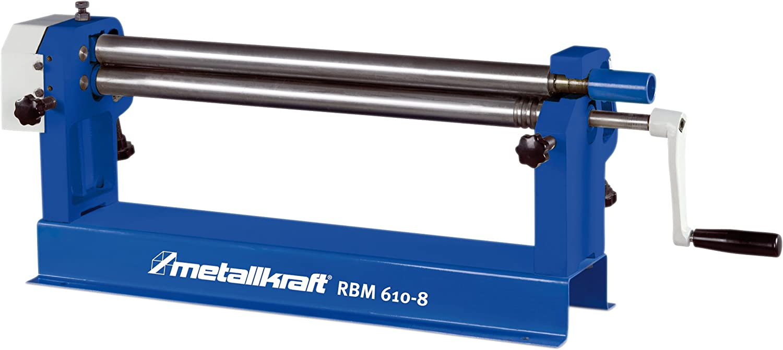 Metallkraft Calandra manuell RBM 610 – 8 Breite von Arbeit 610 mm B00P7O4SPM | Neues Produkt