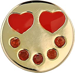 Marc Jacobs - Heart Eye Face Single Something Special Stud Earrings