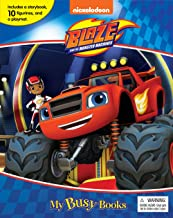 Blaze and the Monster Machines My Busy Book