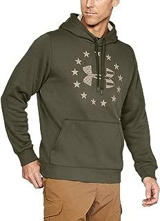 Under Armour UA Freedom Rival Fleece Marine OD Green Size XL