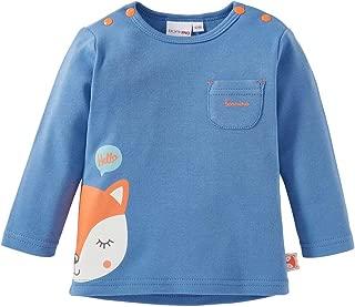 Schnizler Sweat-Shirt Interlock H/äschen Manches Longues B/éb/é Fille