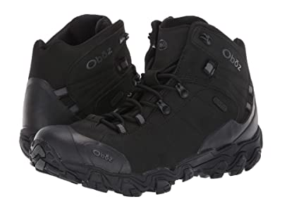 Oboz Bridger BDRY (Midnight Black) Men