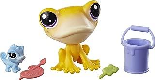 Littlest Pet Shop Iggy Frogstein & Mitzi McLizard
