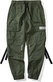 Pantalones de Trabajo de Combate de Carga para Hombre, Pantalones de Caza de Campo al Aire Libre, Pantalones de Escalada, ...