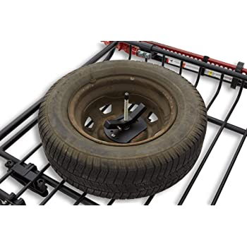 YAKIMA - Spare Tire Carrier for Roof Racks and Cargo Boxes
