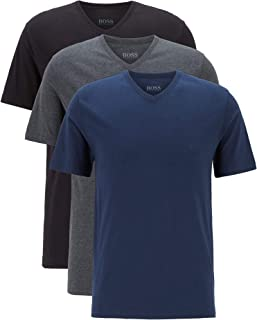 BOSS T-Shirt Vn Camiseta (Pack de 3) para Hombre