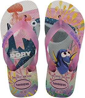 havaianas Kids Nemo E Dory - White (Man-Made) Childrens Sandals 7 UK C