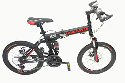 8a3898e68e8 Land Rover Mountain Bikes 20 inch 21 speeds Suspension Folding Bike  Equipped With Shimano Gears seat