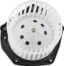 BOXI Heater Blower Motor w/Fan Cage for 1999-2000 Cadillac Escalade/ 1997-99 Chevy C1500 C2500 K1500 K2500 Truck/ 97-00 GMC Yukon Tahoe Suburban 19131213