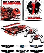 PS4 Slim Skins - Decals for PS4 Controller Playstation 4 Slim - Stickers Cover for PS4 Slim Controller Sony Playstation Fo...