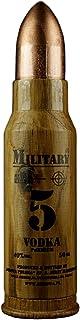 Geschenkidee Dbowa Military Mini | Sammlerstück | Polnischer Wodka | 1 x 40%, 0,05 Liter