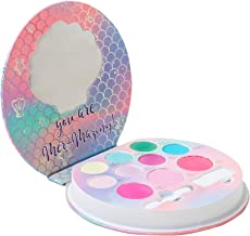 Lip Smackers parkle & shine makeup palette, Mermaid Palette, 0.42 Ounce
