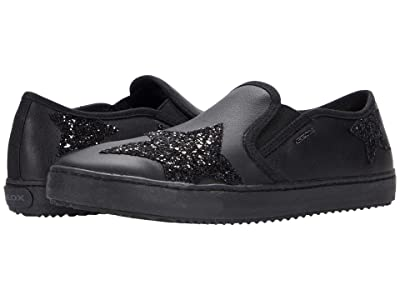 Geox Kids Kalispera 43 (Big Kid) (Black) Girl