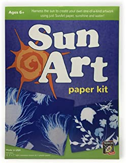 TEDCO Sun Art 12 Sheets of 5
