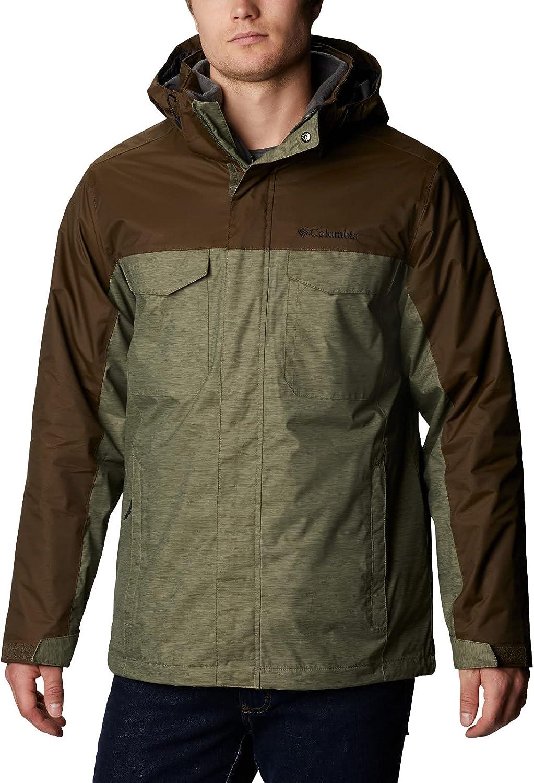 Columbia Men's Timberline Triple Jacket Interchange 品質検査済 毎日激安特売で 営業中です Winter