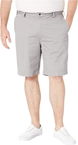Big & Tall Cotton Stretch Twill Bedford Shorts